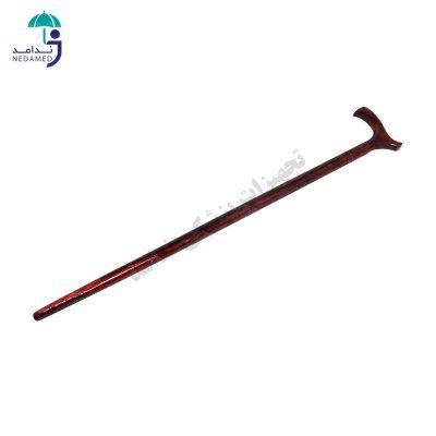 عصا چوبی ایرانی خراطی
