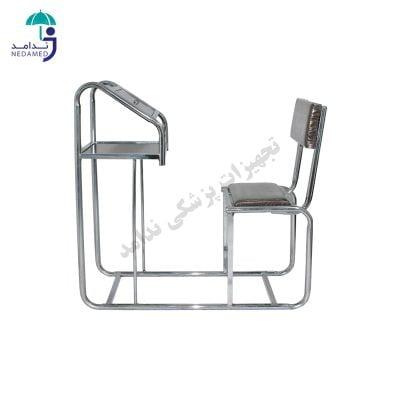 صندلی نماز استیل ارگونومیک